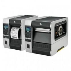 Zebra ZT610, 8 pts/mm (203 dpi), décolleur, ré-enrouleur, écran (couleur), HTR, ZPL, ZPLII, USB, RS-232, BT, Ethernet