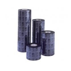 TSC ruban transfert thermique, premium cire, 110 mm, noir